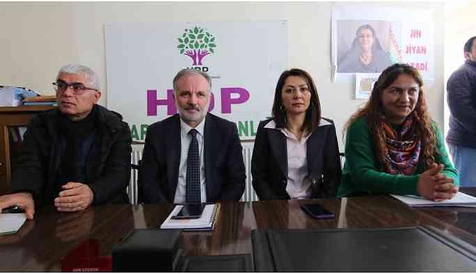 HDP'li Bilgen sert çıktı: Pisliğinizi örtemezsiniz!