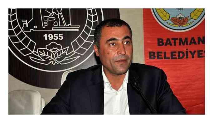 HDP'nin Belediye Eşbaşkan adayı Sabri Özdemir'den Batman Valisine yalanlama!