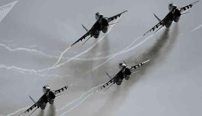 Hindistan Rusya'dan 21 adet MiG-29 avcı uçağı talep etti