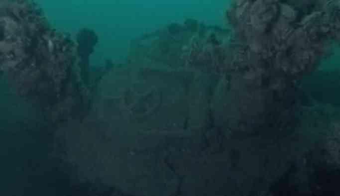 Hitler'in 'kayıp filosundan' denizaltının bulunmasıyla ilgili ayrıntılar gün yüzüne çıktı