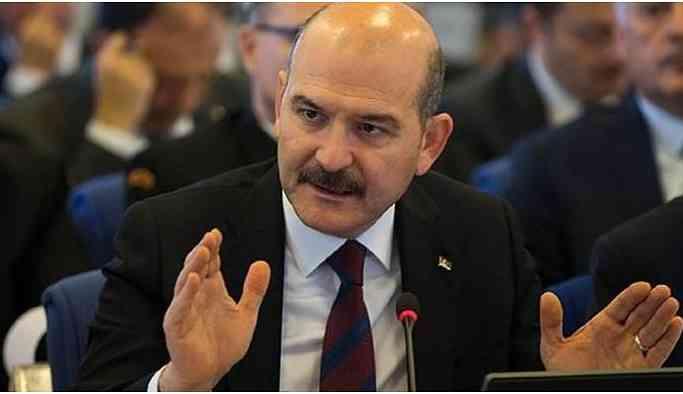 İçişleri Bakanı Soylu HDP'yi yine tehdit etti