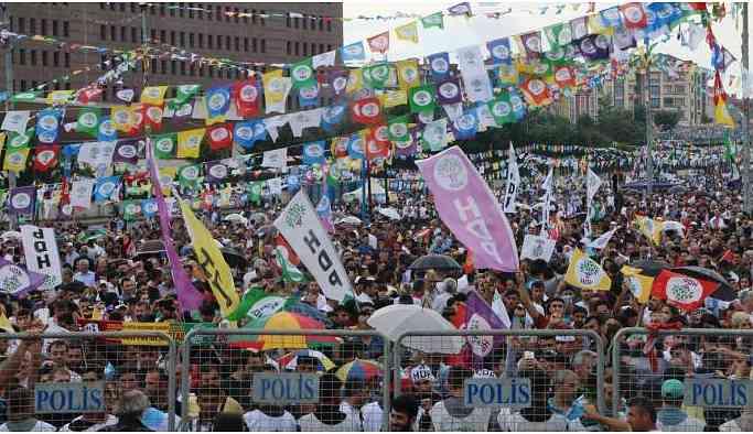 İstanbul mitingine izin çıktı