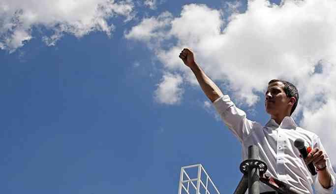 Japonya Guaido'yu Venezüella'nın geçici başkanı olarak tanıdı