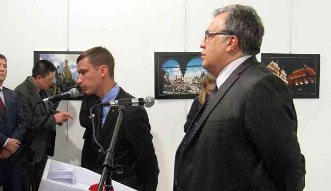 Karlov suikastı sanığı Kekeç: Milliyetçi duygularım sebebiyle katilin telefonuna mesaj çektim