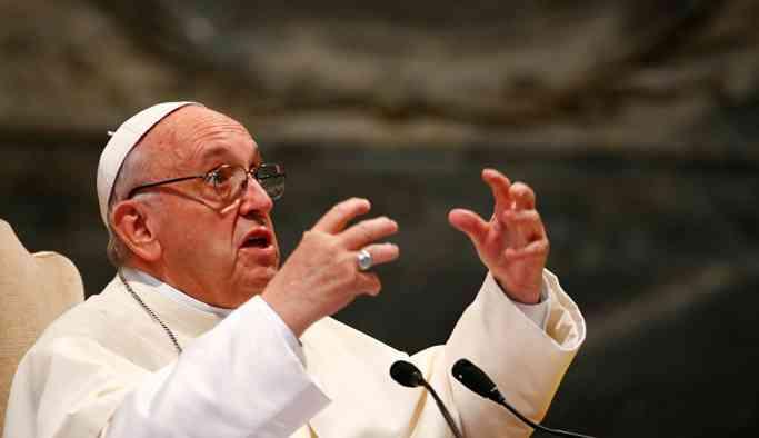 Kilisede çocuk taciziyle mücadele bir başka ahirete: Papa tacizcilere 'Şeytan'ın aletleri' dedi