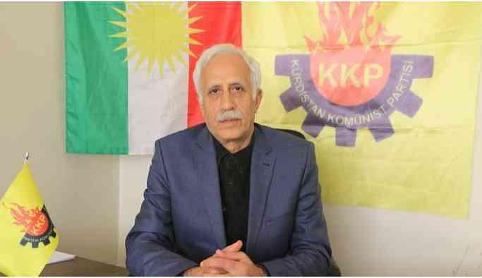KKP ve PAK'a 'Kürdistan' davası