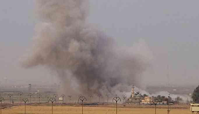 Koalisyon güçleri Suriye'de yine mülteci kampına saldırdı: En az 70 ölü ya da yaralı