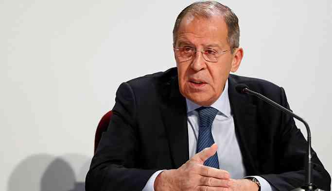 Lavrov: ABD, Filistin-İsrail sorununun çözümü için en büyük tehdit
