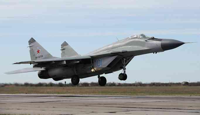 Macaristan eski MiG-29'ları açık artırmaya çıkaracak