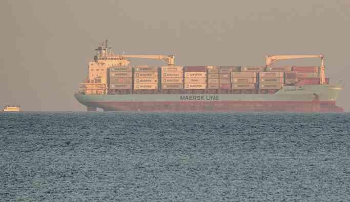 Malezya ve Yunanistan'a ait 2 gemi çarpıştı
