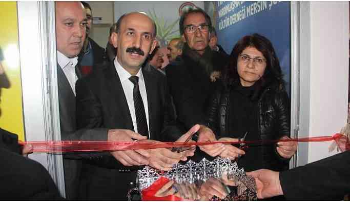 Mersin'de Hakkarililer Derneği açıldı