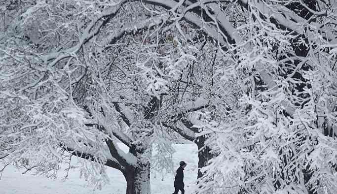 Meteoroloji'den sağanak ve kar yağışı uyarısı
