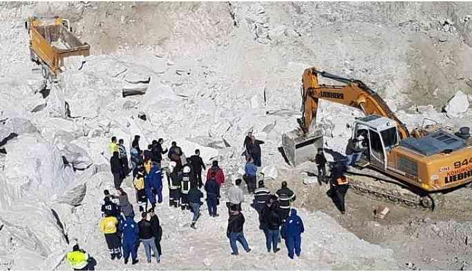 Milas'taki maden kazasıyla ilgili 3 kişi tutuklandı