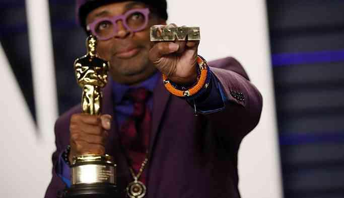 Oscar alan Spike Lee'ye Trump'tan suçlama: Başkanına ırkçılık yapıyorsun