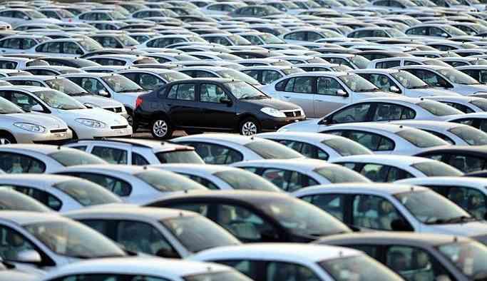 Otomobil pazarı bir önceki yıla göre yüzde 59.02 daraldı