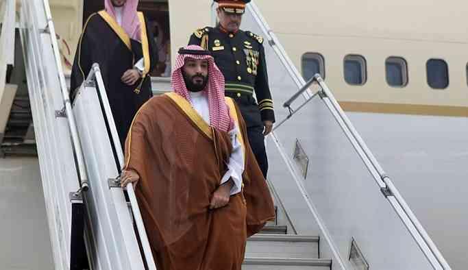 Pakistan'da Prens Selman hareketliliği