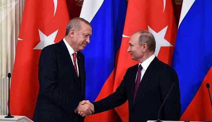 Putin, Soçi'de Erdoğan'la ayrı bir görüşme de yapacak