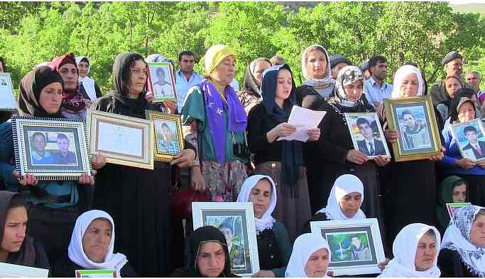 Roboski Katliamı'nda hayatını kaybeden Encu'nun ablası gözaltına alındı