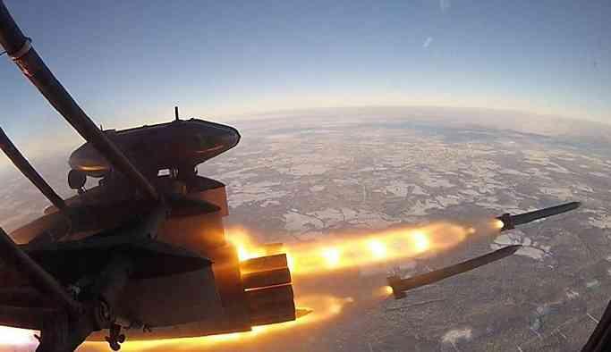 Rus yapımı Broneboyşik füzesinin testleri tamamlandı