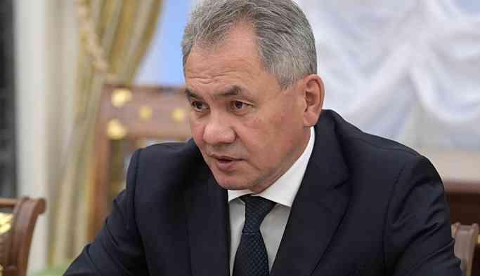 Rusya Savunma Bakanı Şoygu Ankara'da