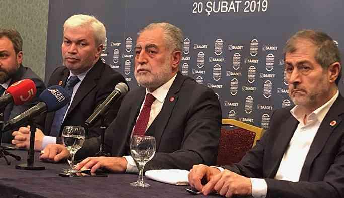 Saadet Partisi İBB Başkan adayı: Milli üretimi destekleyeceğiz