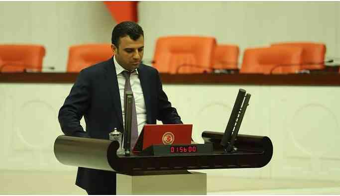 Seçim bürosu açılışına yönelik saldırı Meclis'e taşıdı