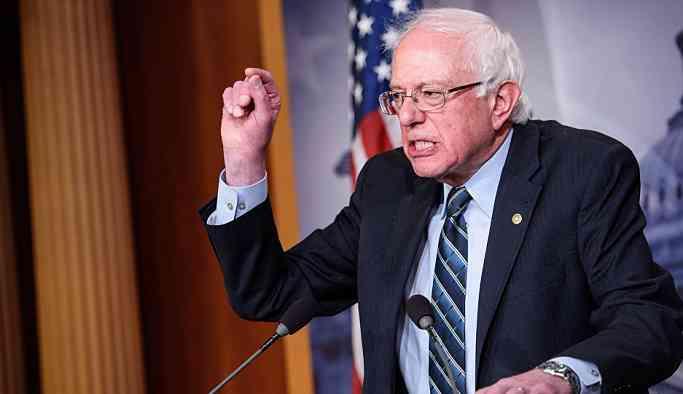 Senatör Sanders: 2020 ABD başkanlık seçimlerinde aday olacağım