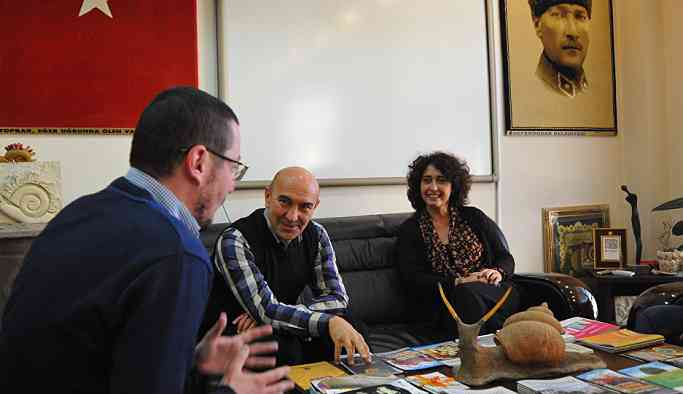 Soyer'in eşi: Tunç'a en ciddi muhalefeti ben yaparım