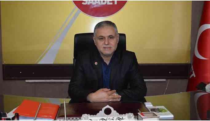 SP Antep İl Başkanı: 31 Mart AKP'nin son seçimi olacak