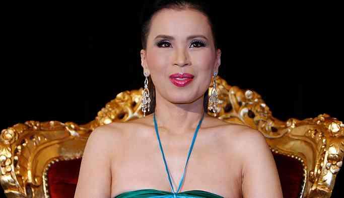 Tayland'da Prenses Ubolratana Mahidol'dan 'üzgünüm' açıklaması