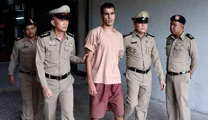 Tayland'dan Bahreynli futbolcunun serbest bırakılması çağrısına ret