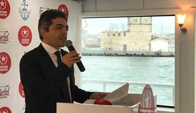 Vatan Partisi'nden seçim vaadi: İstanbul ulaşımının yüzde 15'i denizden olacak