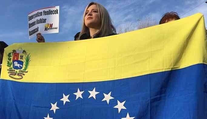 Venezüella Dışişleri Bakanı Arreaza: AB, ABD politikalarının peşine düşmemeli
