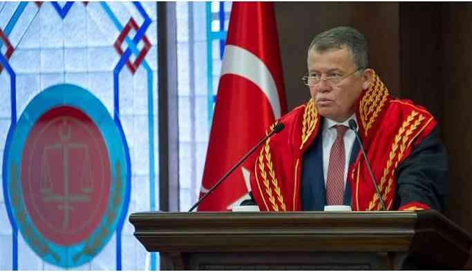 Yargıtay Başkanlığı'na Cirit yeniden seçildi