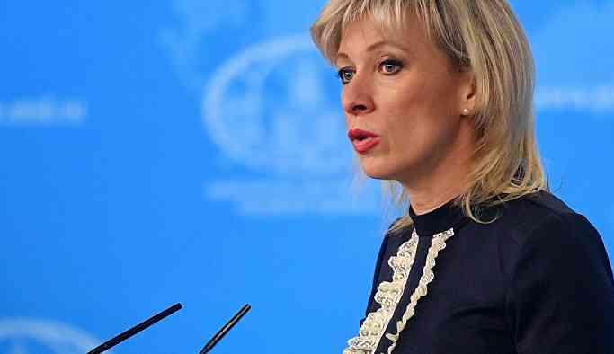 Zaharova: Trump, Venezüella ordusuna şantaj yapıyor