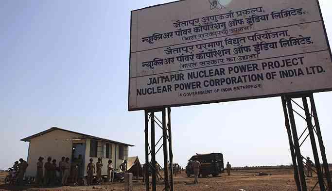 ABD Hindistan'da nükleer enerji santralleri kuracak