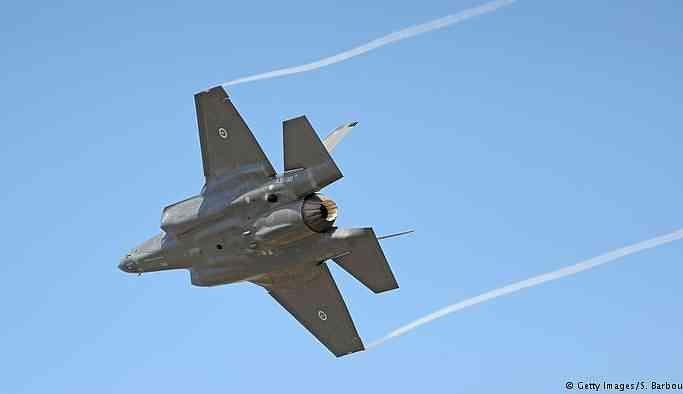 Akar: F-35'lerin Kasım'da gelmesini bekliyoruz