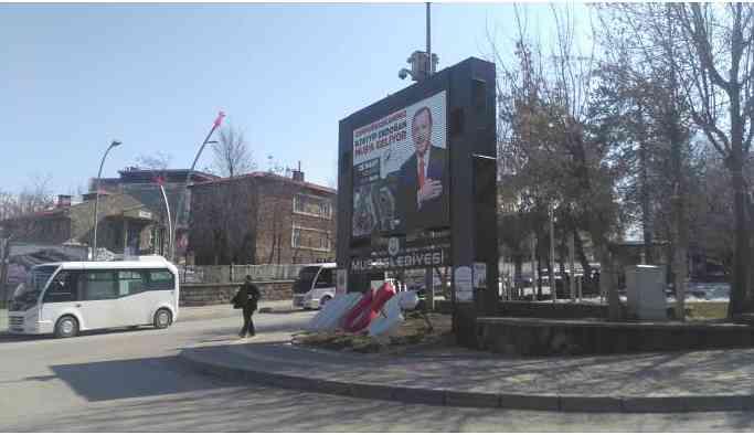AKP'li belediye YSK'nin kararını dinlemedi