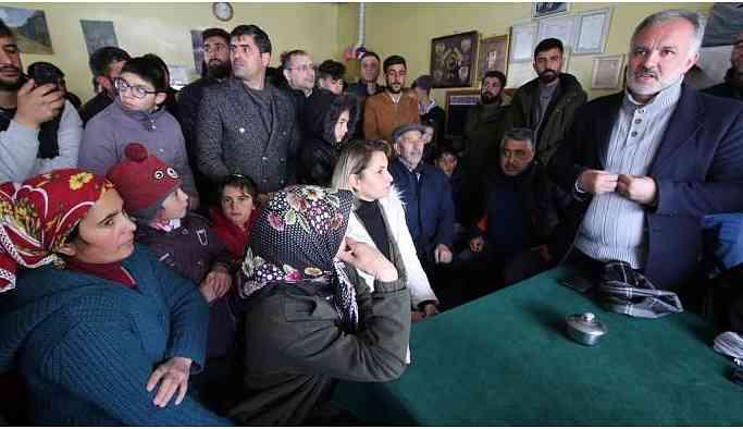 Bilgen, Alibeyoğlu'na yüklendi: Hırsızlara görev vermeyin