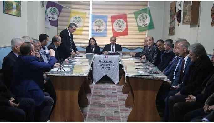 Bitlis eşbaşkanları projelerini açıkladı: Sorunları çözmeye geliyoruz