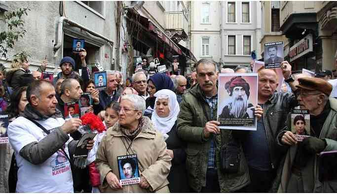 Cumartesi Anneleri: Mutlaka Galatasaray Meydanı'nda olacağız