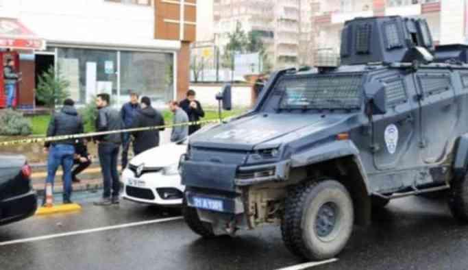 Diyarbakır'da silahlı çatışma: 5 yaralı