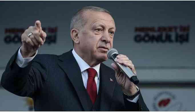 Erdoğan'dan Akşener ve Kılıçdaroğlu'na: Bunlar iyi günleriniz