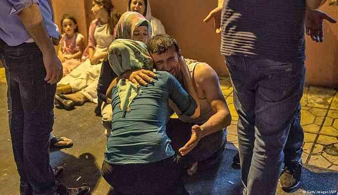 Gaziantep saldırısında 8 sanığa müebbet