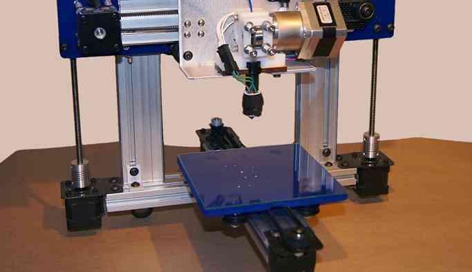 Güney Afrika'da 3D yazıcıdan yapılan kemiklerle orta kulak implantı yapıldı