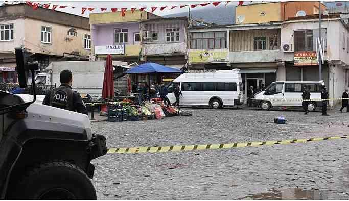 Hani'de silahlı kavga: 3 ölü, 4 yaralı