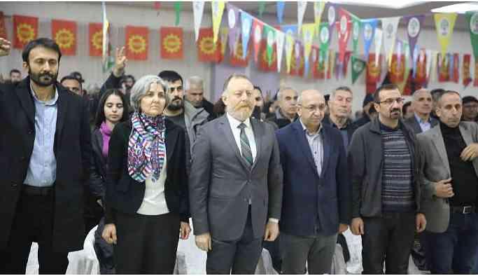 HDP Eş Genel Başkanı Temelli'ye 'terör' soruşturması