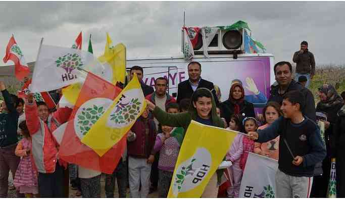 HDP'li adaylar: Makamda değil sokakta yöneteceğiz