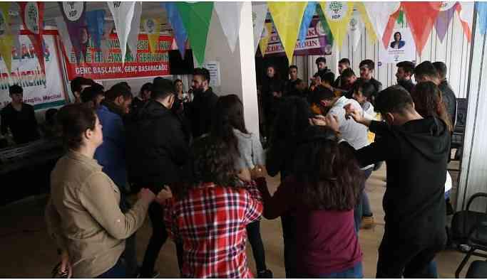 HDP Muş Gençlik Meclisi kuruluşunu ilan etti
