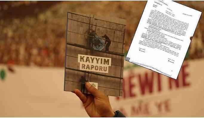 HDP'nin 'kayyım raporu' hakkında toplatma kararı